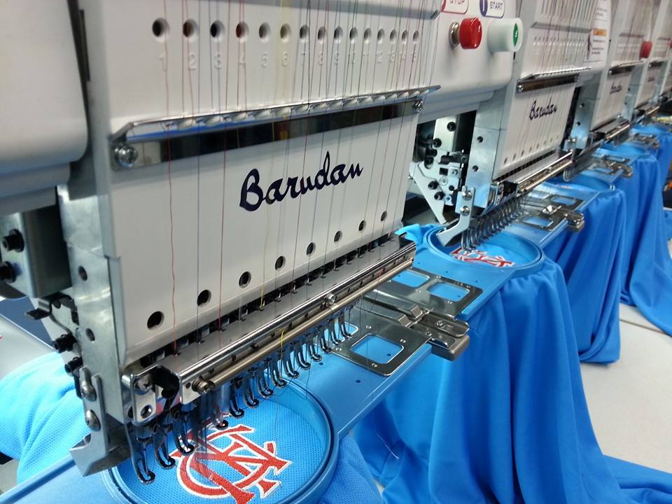 Embroidery and Printing Service | Blueprint Leisure Ltd